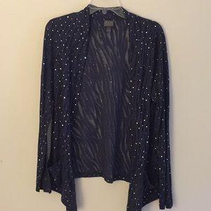 Midnight Blue  Jacket - Medium